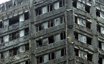 Fire Safety Advice for Residents of Blocks of Flats